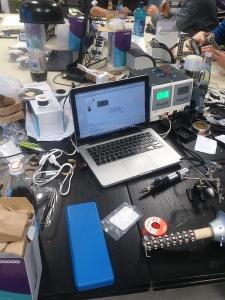 hackerspace ffm. Black Bedroom Furniture Sets. Home Design Ideas