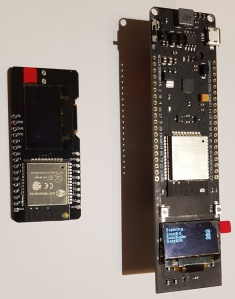 ESP32 with OLED – Hackerspace Ffm