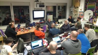 LoRaWAN – Hackerspace Ffm